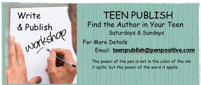 teen-publish poster
