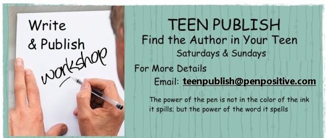 teen-publish poster